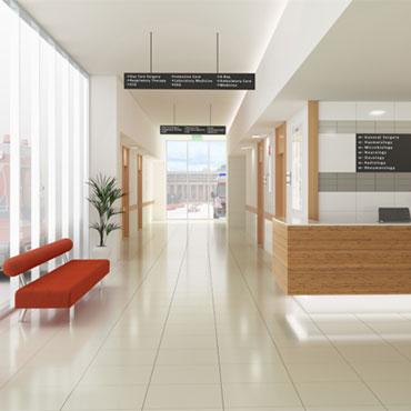 InterCeramic® USA Tile | Medical/Healthcare - 6055