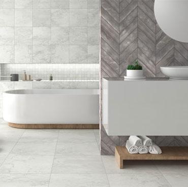 InterCeramic® USA Tile | Bathrooms