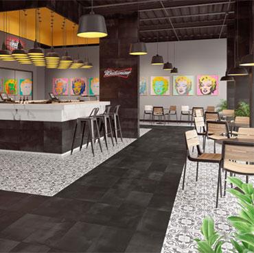 InterCeramic® USA Tile | Resturants/Bars - 6083