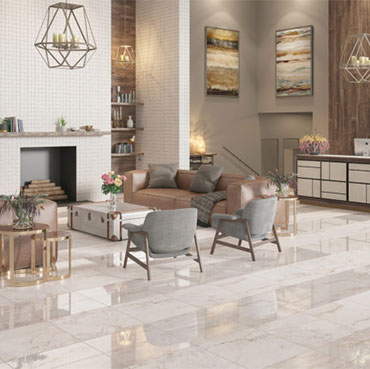 InterCeramic® USA Tile | Living Rooms - 6084
