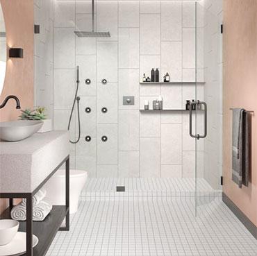 InterCeramic® USA Tile | Bathrooms - 6088