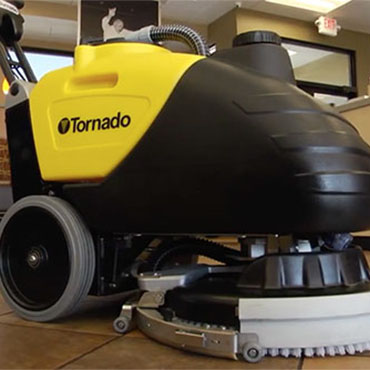 Tornado® Cleaning Equipment -