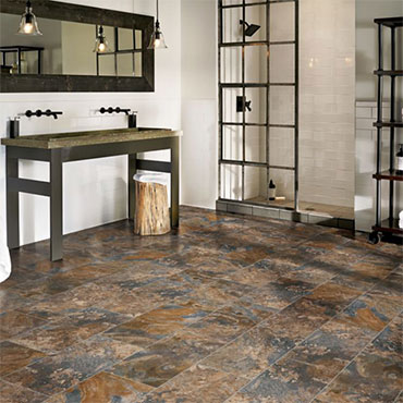 Armstrong Engineered Tile | Bathrooms