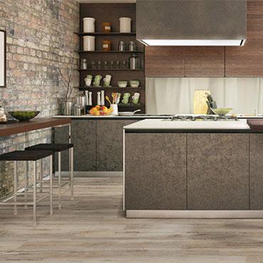MSI Luxury Vinyl | Kitchens
