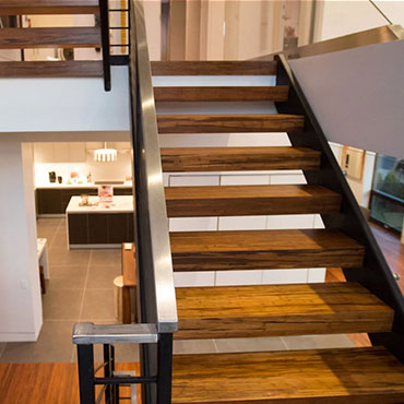 Teragren Bamboo Flooring | Staircases
