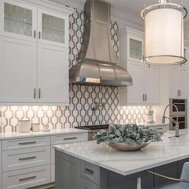 Jeffrey Court Tile | Kitchens
