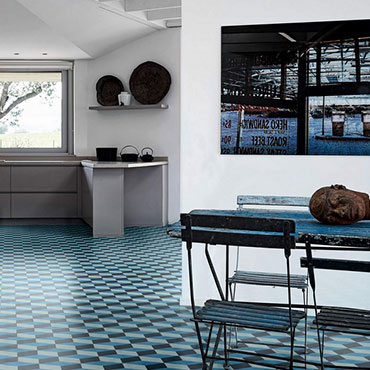 Bisazza Tiles | Dining Areas