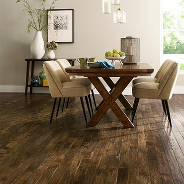 Armstrong Hardwood Flooring | Dining Room Areas