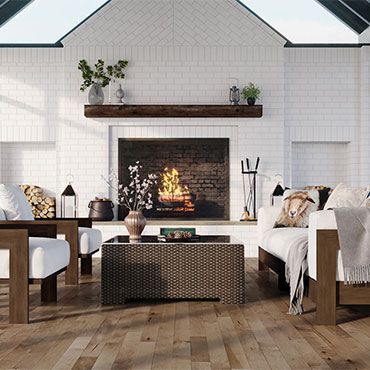 Appalachian Flooring  | Living Rooms