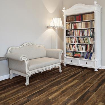 COREtec Plus Luxury Vinyl Tile | Family Room/Dens