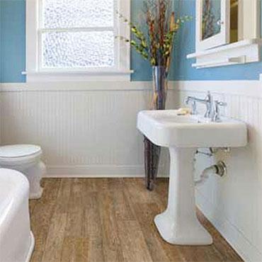 Congoleum Luxury Vinyl Flooring | Bathrooms