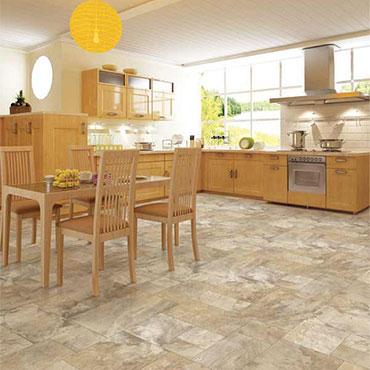 Congoleum Luxury Vinyl Flooring | Kitchens