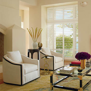 Hunter Douglas® | Living Rooms