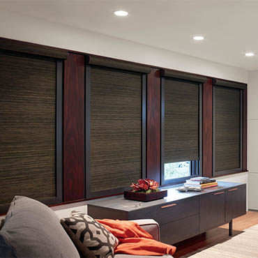Hunter Douglas® | Living Rooms