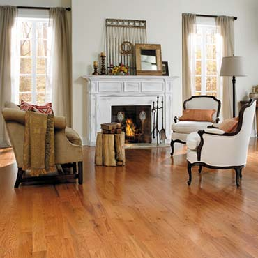 Columbia Hardwood Flooring | Family Room/Dens