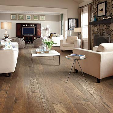 Shaw Hardwoods Flooring | Living Rooms