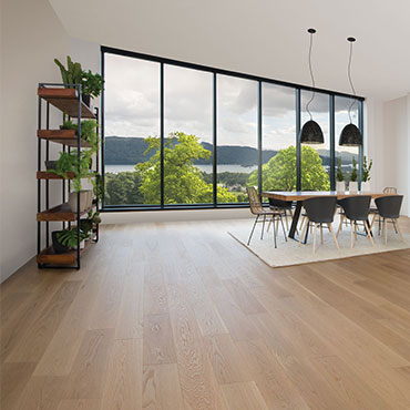Mirage Hardwood Floors | Dining Room Areas