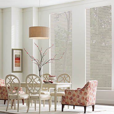 Graber® Window Treatments | Dining Rooms