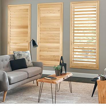 Graber® Window Treatments | Family Room/Dens