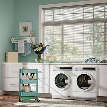 Graber® Window Treatments | Laundry/Mud Rooms