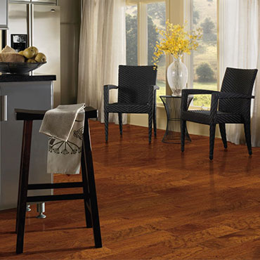 Bruce Hardwood Flooring | Family Room/Dens