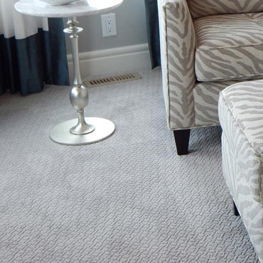 Wear-Dated Carpet Fiber