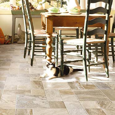 Mannington Laminate Flooring | Dining Room Areas