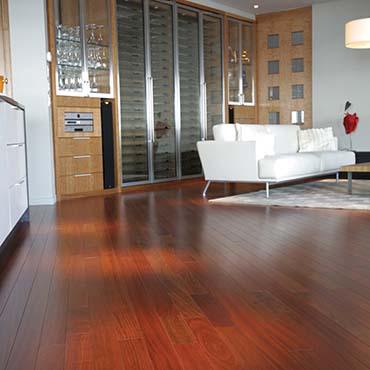 PG Model® Hardwood Flooring | Living Rooms