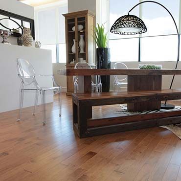 PG Model® Hardwood Flooring | Dining Room Areas