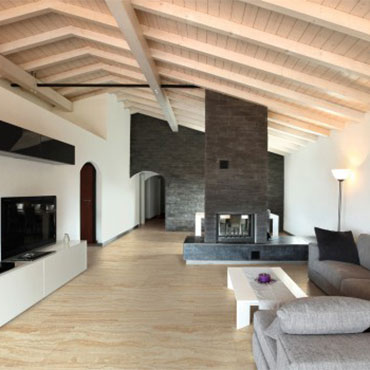 Natural CORK® Flooring | Living Rooms