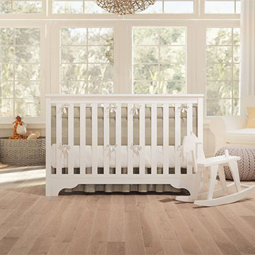 Mercier Wood Flooring | Nursery/Baby Rooms