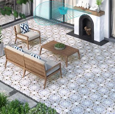 InterCeramic® USA Tile | Pool/Patio-Decks
