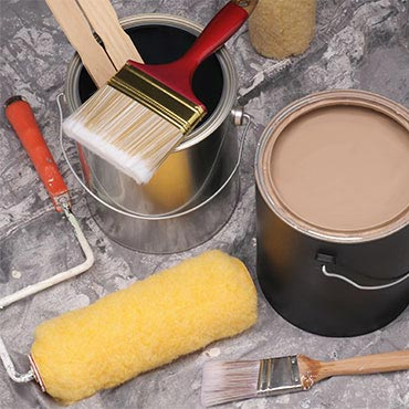 Paint Accessories - Lindsay's Carpet & Paint Center, La Follette