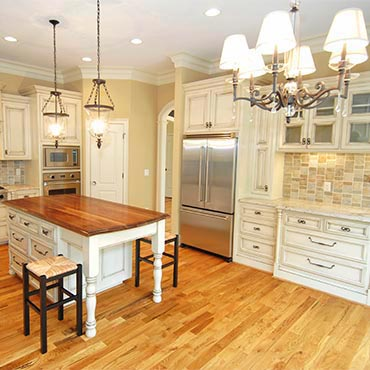 Kitchen - All About Floors, Bethpage