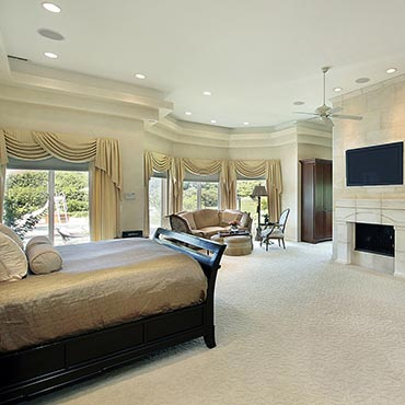 Carpeting - Abbey Carpet by Blossom Valley Interiors, San Jose