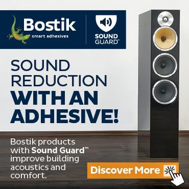 Sound Reduction Adhesive