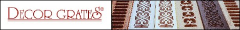 Click Here to view Decor Grates®