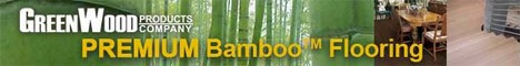 Click Here to view GreenWood Bamboo™ Floors