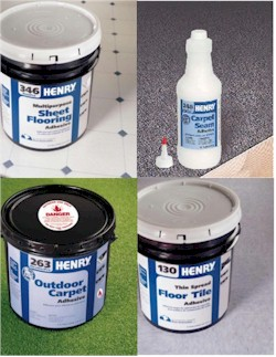 Henry® Adhesives