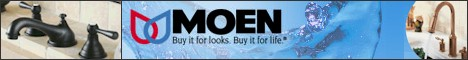 Click Here to view Moen® Plumbing Fixtures
