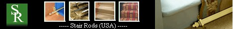 Click Here to view Stair Rods USA